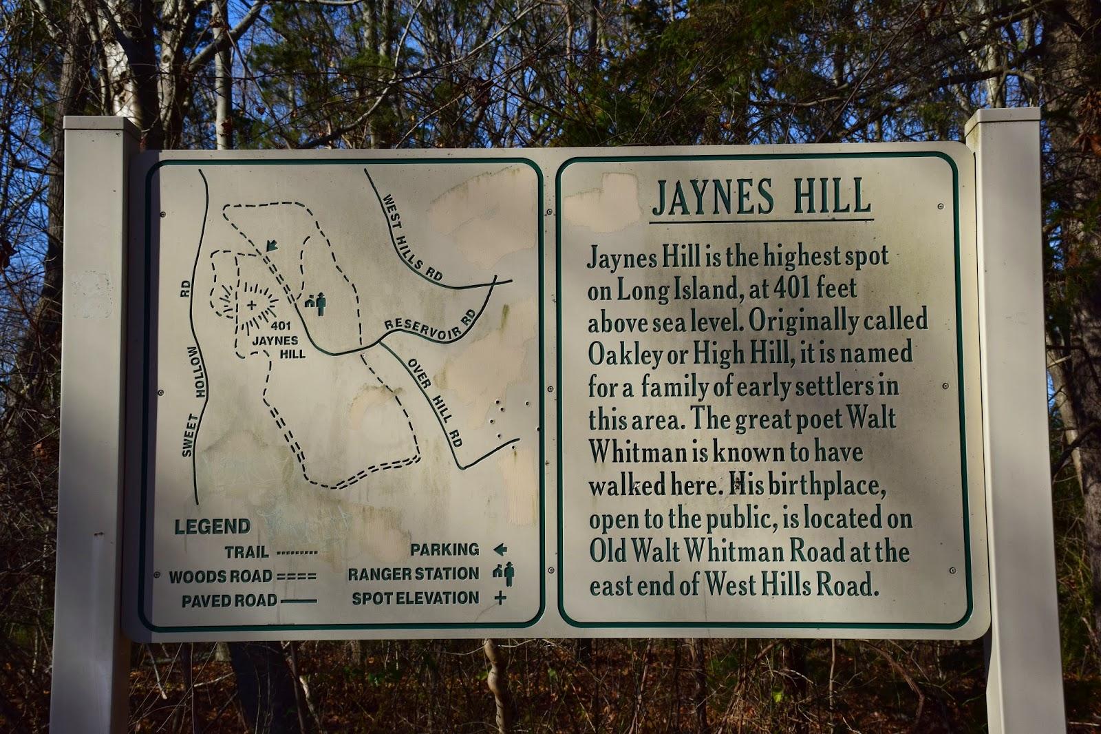 Jayne S Hill Long Island Directions