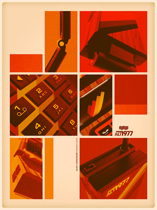 14 Amazing Retro Posters Inspiration