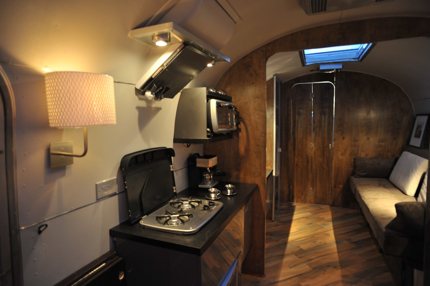 airstream architect series overlander 1967 conversion after Using House Wiring as a TV Antenna