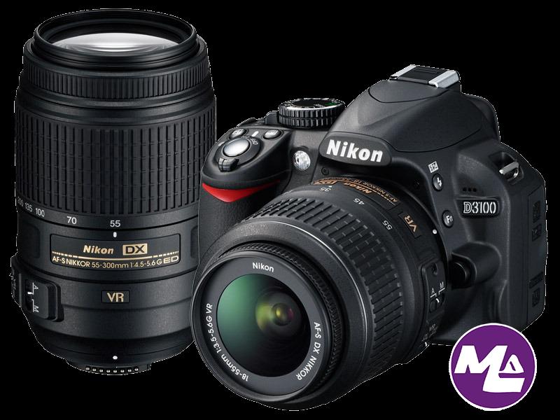 نيكون Nikon D3100: