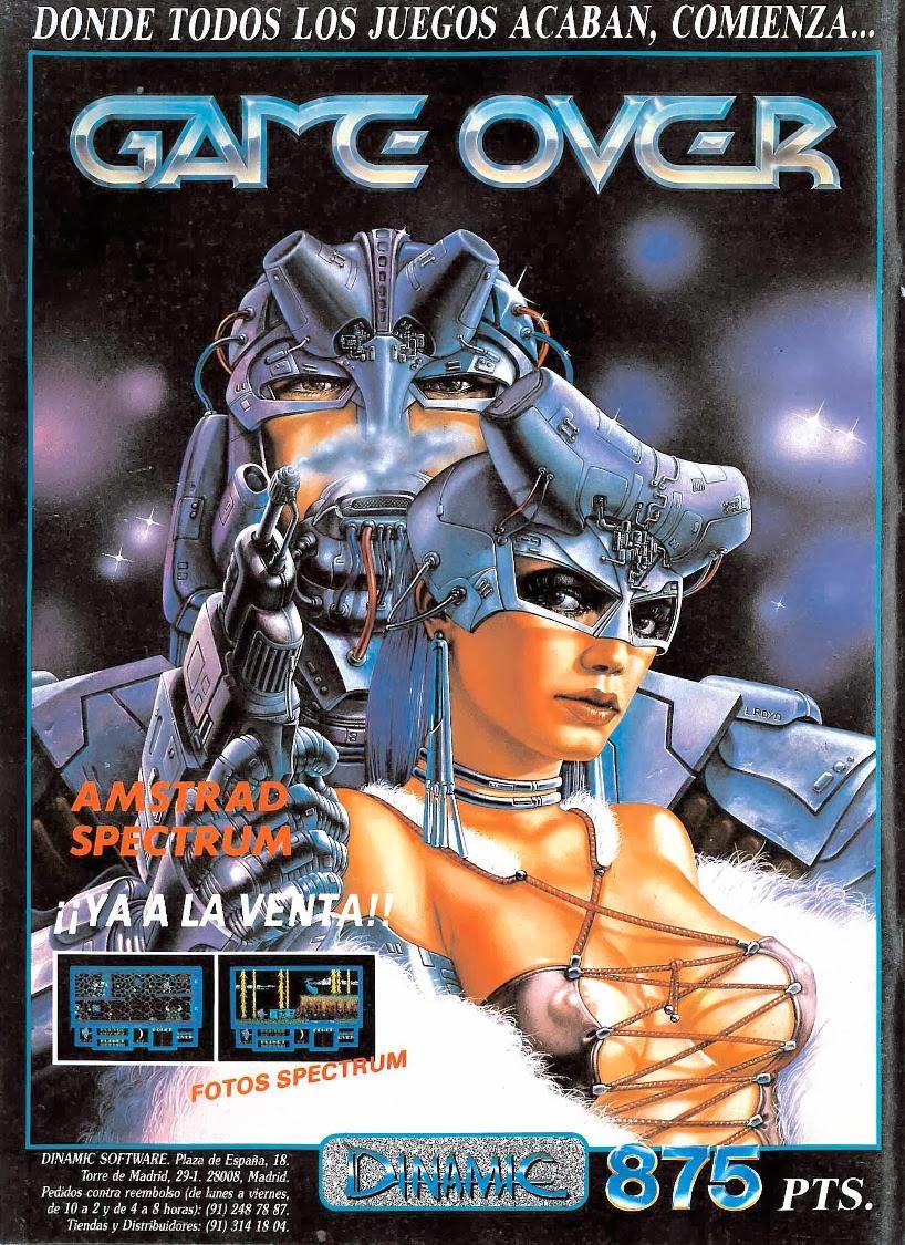 Fallece Alfonso Azpiri, legendario ilustrador de videojuegos Gameover