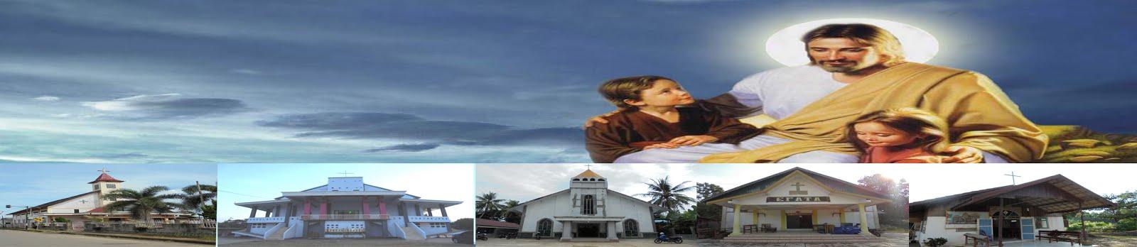 Gereja MJ GKE Tamiang Layang