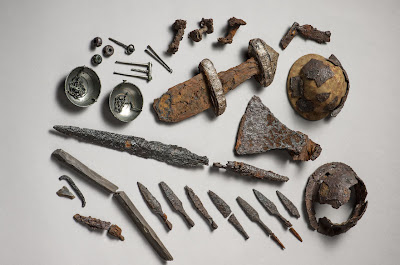 Finds hint at major Viking trade centre