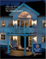 Villa Minde på og i Blink Hus katalogen