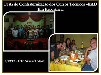 Confraternização 2012-EAD