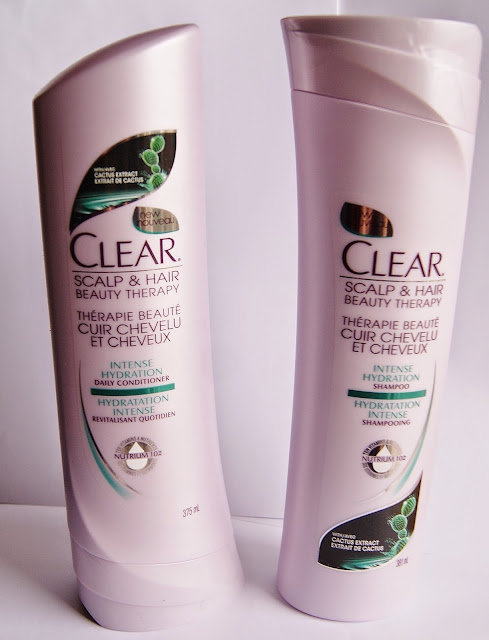 Clear Scalp + Hair Intense Hydration Shampoo, Daily Conditioner, and Treatment Mask, beauty, reiew, haircare, dandruff, the purple scarf, melanie.ps, toronto, ontario, canada