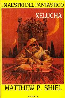 Xelucha, 1989, copertina italiana