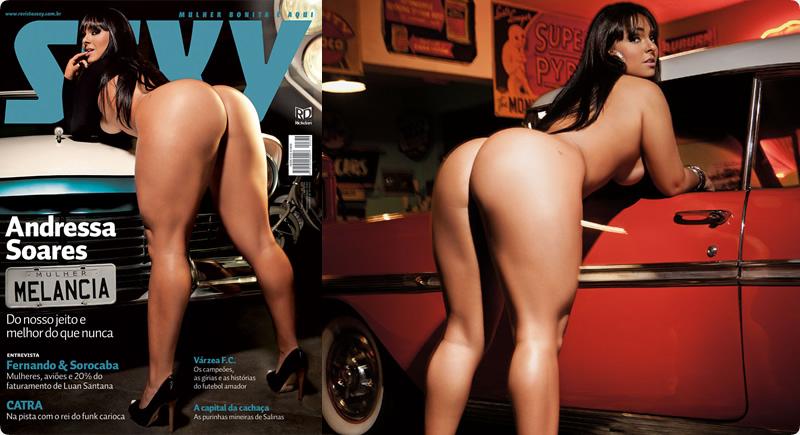 Sexy Julho – Mulher Melancia (Andressa Soares)