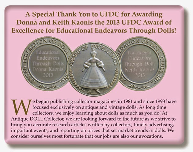 UFDC 2013 Award of Excellence