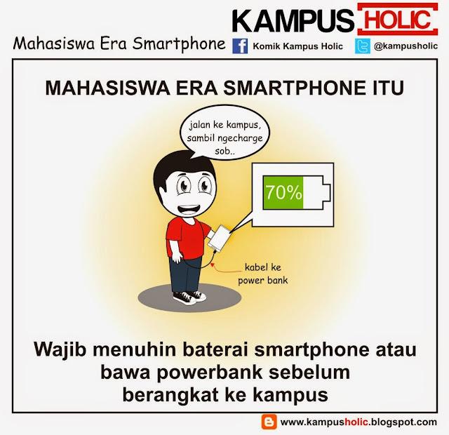 #886 Mahasiswa Era Smartphone