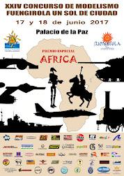 XXIv Concurso de Modelismo Fuengirola Un sol de ciudad