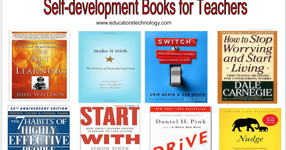 8 Wonderful Self-development Books for Teachers