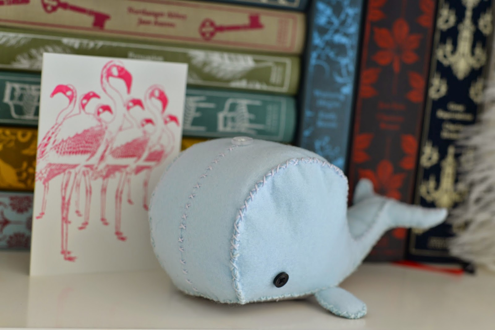 Crafty Whale Project