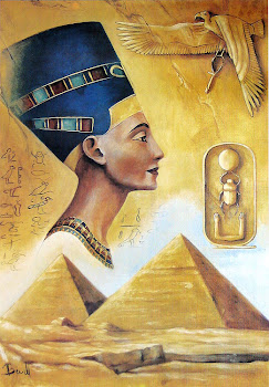 Nefertiti was Honoured as a Goddess