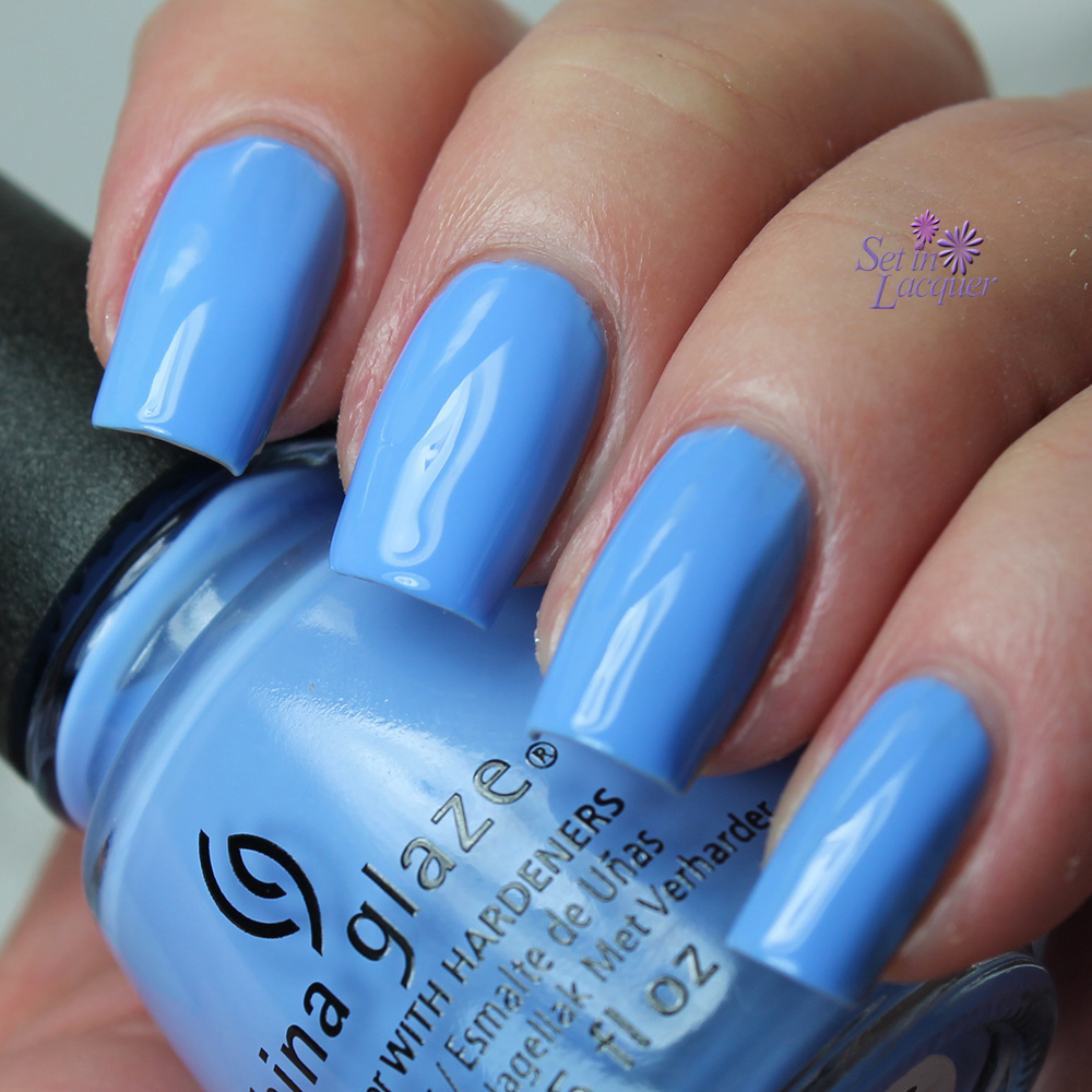 China Glaze Boho Blues