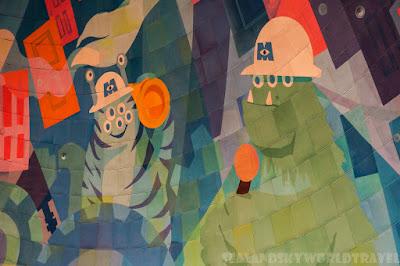 東京迪士尼樂園, Tokyo Disneyland, 怪獸公司, Monster INC