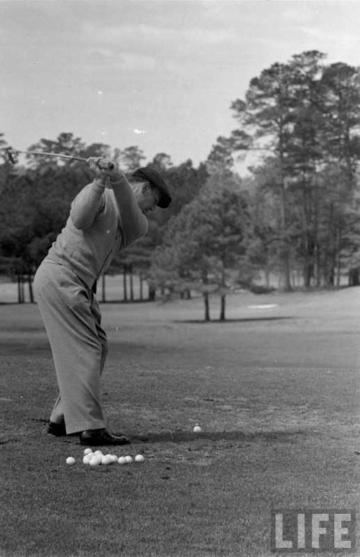 the ben hogan collection the legacy and history swing analysis