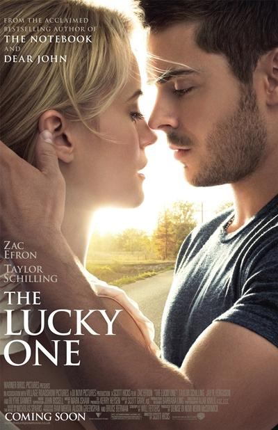 The+Lucky+One+DVDRip  The Lucky One 2012 DVDRipLatino  1 Link