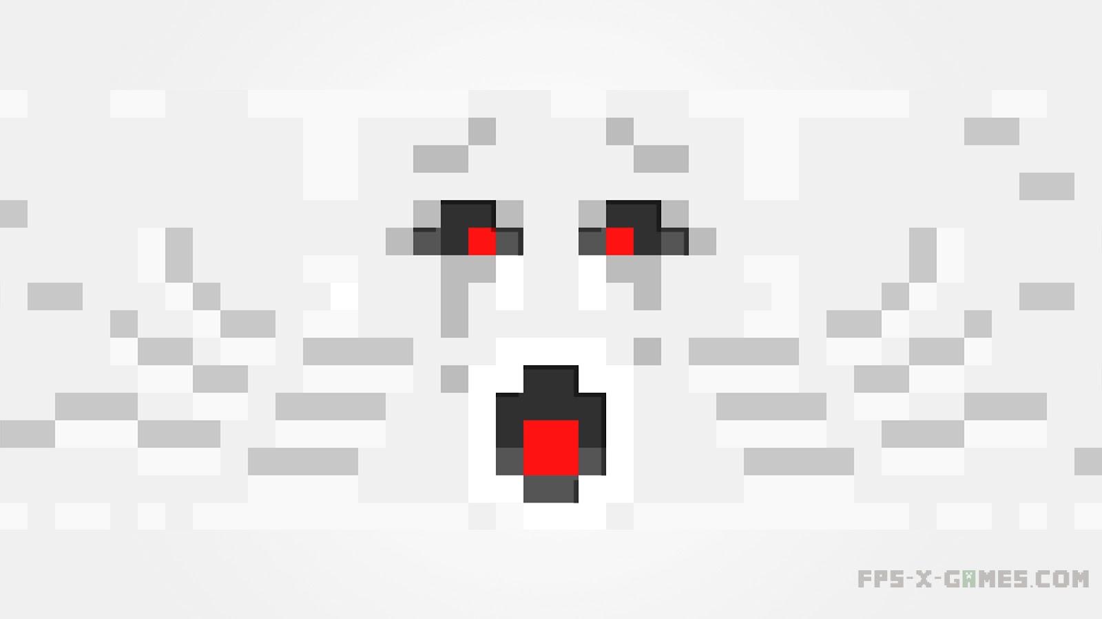 Facebook ghast minecraft desktop wallpaper pronofoot35fo Gallery