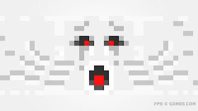 Ghast Minecraft desktop wallpaper