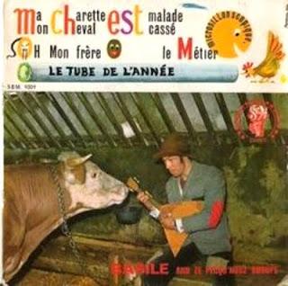 BASILE AND ZE PECH'NOUZ GROUPE-MA CHARETTE EST MALADE; MON CHEVAL EST CASSE, 7