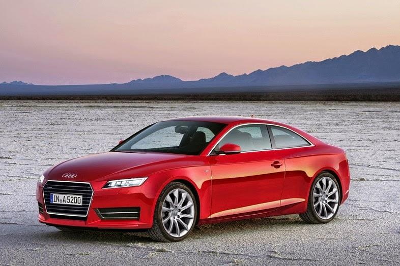 2015 Audi A5/S5/RS 5
