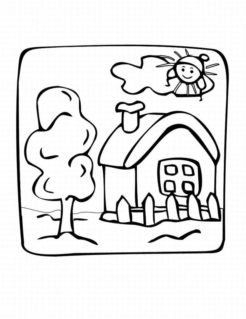 Printable Coloring Pages Free Coloring Page Printables  - coloring pages for kindergarten