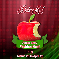 ✩  Bite me - Apple Sexy Hunt  ✩
