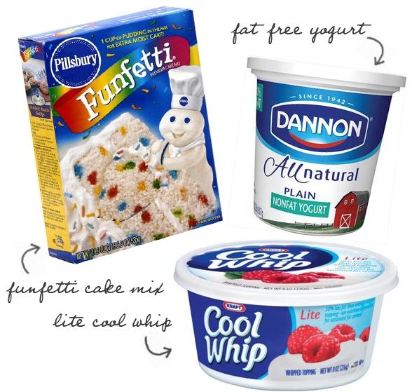 Life As A Wife: Funfetti Cake Dip