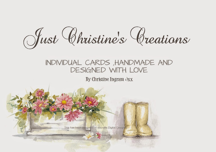 Just Christine's Creations