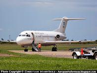 Aviones en El Pucú