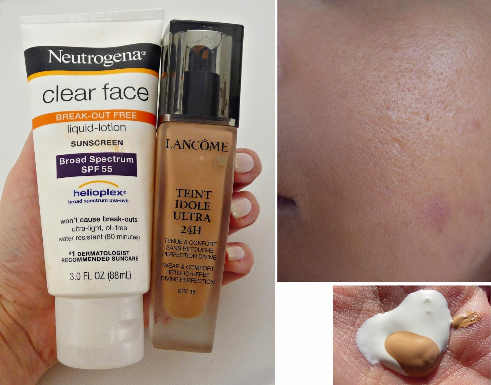 El mejor protector solar facial para piel grasa - mejor protector solar facial piel grasa
