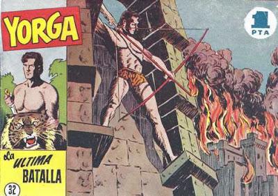 Yorga Nº 32-Hispano Americana de Ediciones