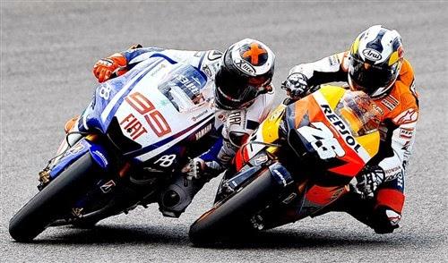 Jadwal dan Nama Sirkuit MotoGP 2015