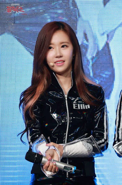 Ellin Crayon Pop 2015