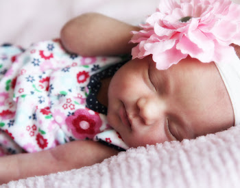 Baby V May 2010
