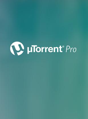 µTorrent Pro (2018)