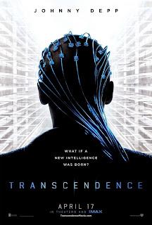 Transcendence (2014) Movie Poster