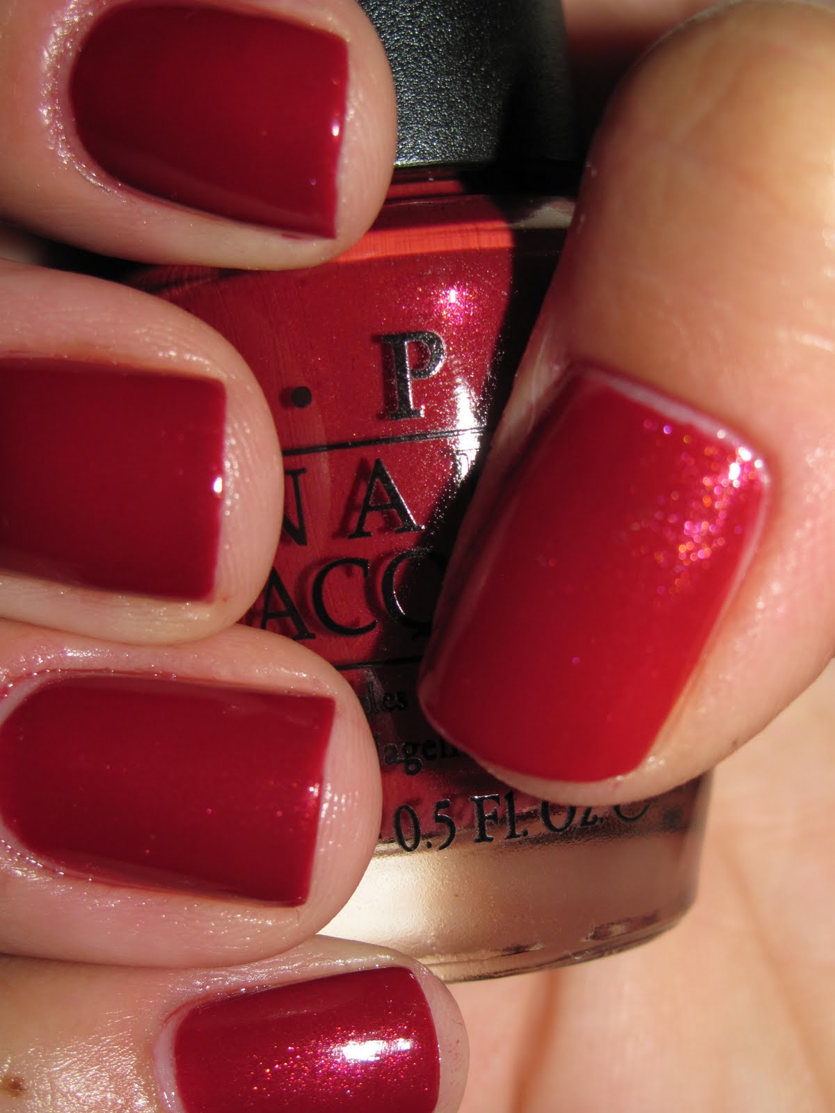 Opi Color To Diner For Paws to Polish: OPI - ...