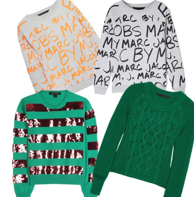 Marc Jacobs moda sudaderas
