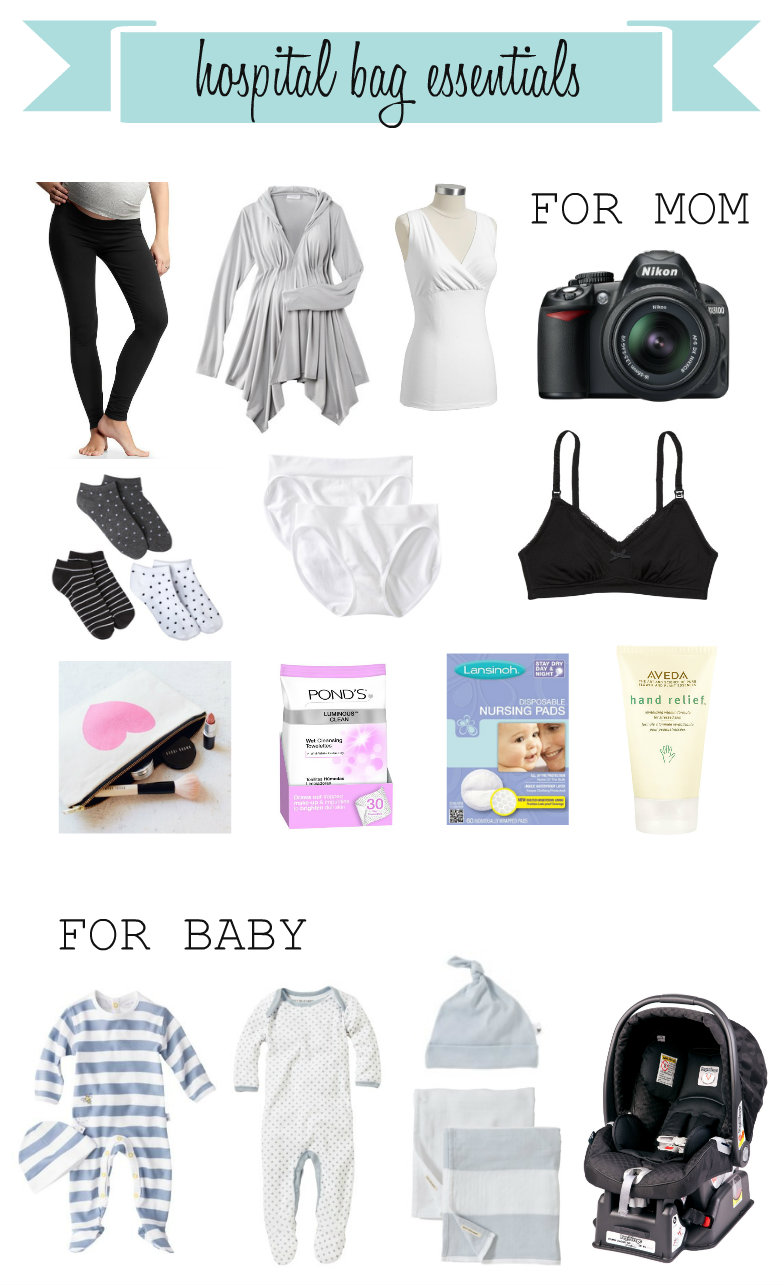 Little and Lovely: Hospital Bag Essentials