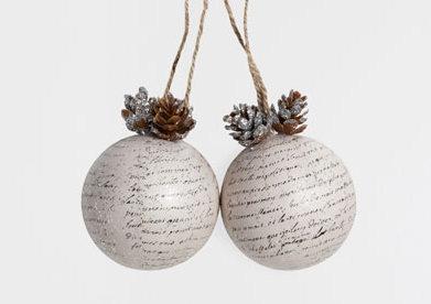 Deco bolas navidad originales