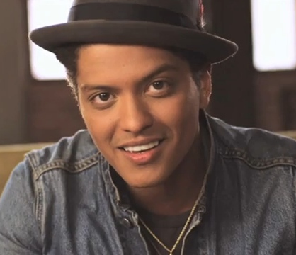 The amazing Bruno Mars