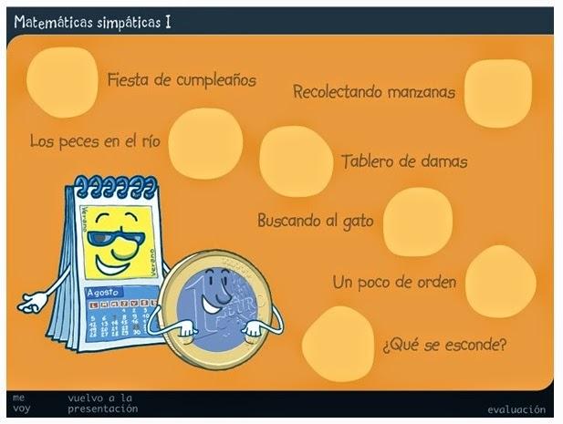 http://recursoseducativosdeprimaria.blogspot.com.es/2012/11/matematicas-simpaticas-i.html