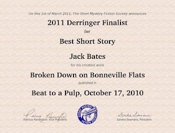 2011 Derringer Nomination