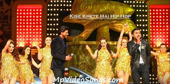 Yo Yo Honey Singh RAP - Life OK Screen Awards HD Mp4 Video