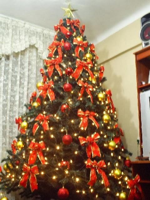 Christmas time rboles navide os - Decoracion para arboles navidenos ...