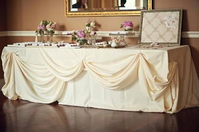 How to decorate a wedding cake table decoration ideas wedding wedding cake table ideas junglespirit Gallery