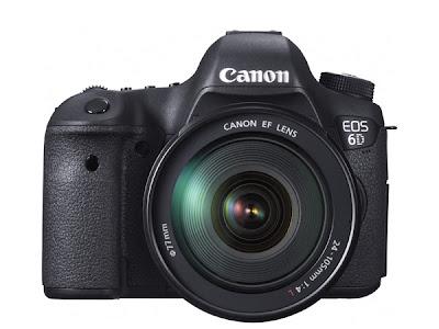 Canon EOS 6D