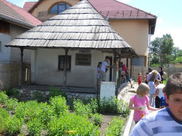 In vizita la Ecaterina Teodoroiu
